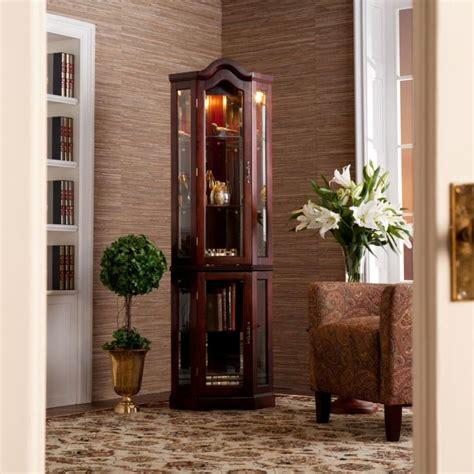 Corner Curio Cabinet Ikea by Exquisite Corner Curio Cupboard Ikearoute Homefurniture Org