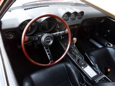 nissan fairlady 240z interior gtdrivingclubpt lendas e motores datsun 240 z