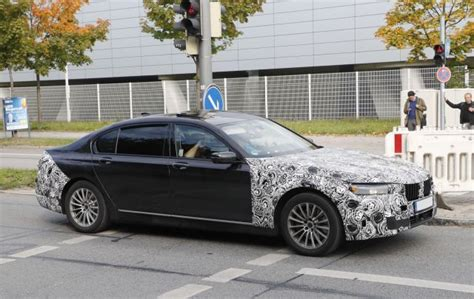 2019 Bmw 7 Series Changes by 2019 Bmw 7 Series Facelift And New Features 2019 2020