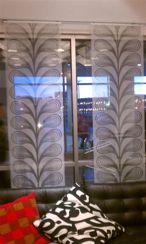 kajsa panel curtain ikea curtains living room