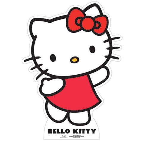 Hello Kitty Star Mini Cut Out Merchandise - Zavvi UK