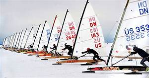 How To Buy An Ice Boat  Tetex And Most Extreme Winter Sports