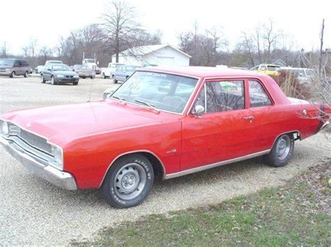 classifieds for 1967 dodge dart 6 available