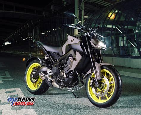 Yamaha MT-09 updated for 2017 | MCNews.com.au
