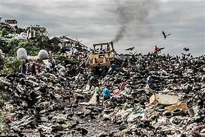 Delhi faces fire risk from overflowing landfill sites as ...