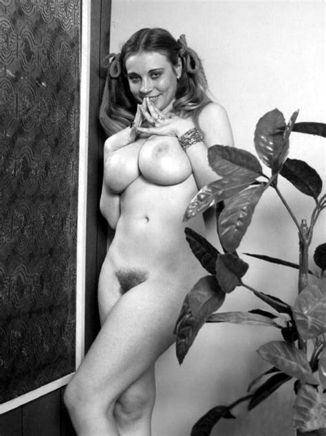Vintage Pigtails - Vintage Nude