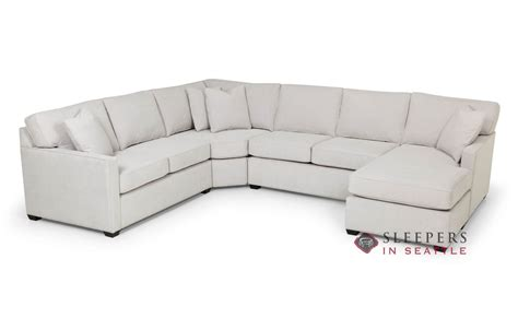 Customize And Personalize 387 True Sectional Fabric Sofa