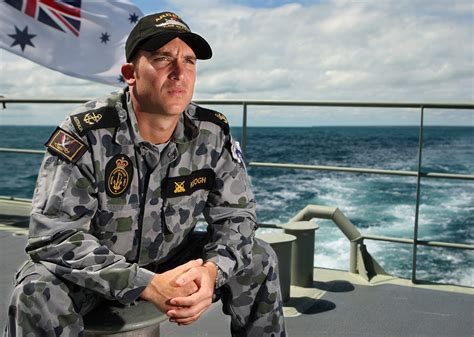 Boatswain Australian Navy by Siev 36 Australian Government Department Of Defence
