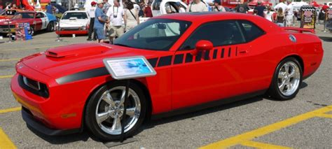 dodge challenger appearance package photo  details