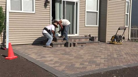 unilock hollandstone elias services huntley il unilock brick paving