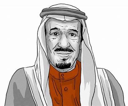 King Al Salman Saudi Bin Abdulaziz Arabia