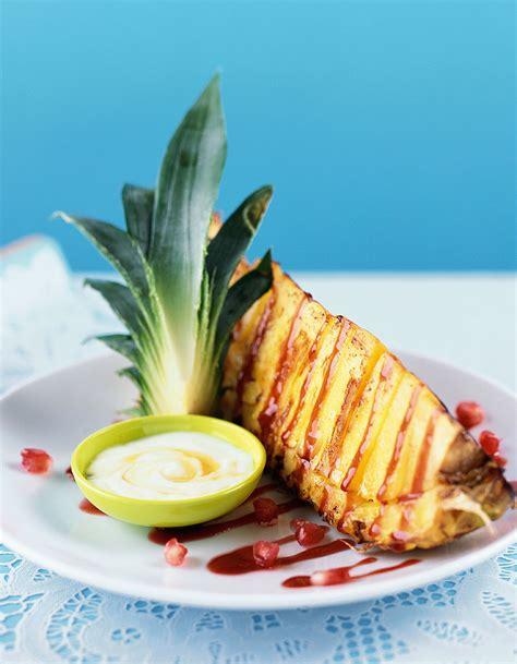 dessert l 233 ger ananas grill 233 224 la vanille et citron vert 15 desserts l 233 gers pour assurer cet