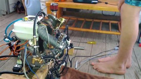 5.5hp Turbocharged Efi Engine