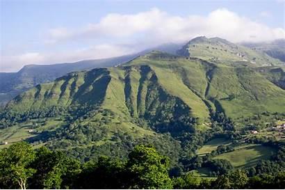 Mountains Cantabrian Cantabria Spain Mountain Montanas Range