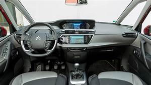 Boite Auto C4 Picasso : le nouveau c4 picasso dans les mains des testeurs blog ~ Gottalentnigeria.com Avis de Voitures