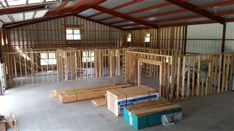 Pole Barn House Floor Plans With Loft