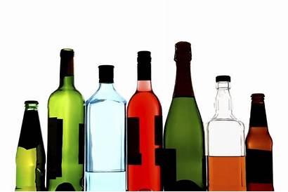 Bottle Liquor Clipart Alcohol Bottles Cliparts Clip