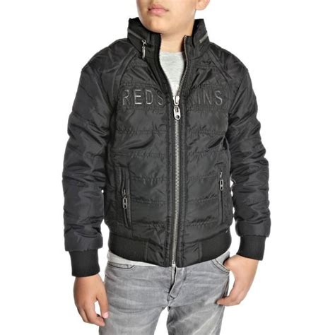 The fox alaska parka made of nylon that will mix all season long with jeans and sneakers as well as a singular creation from the redskins house, the rody 2 paramount coat combines styles. BLOUSON REDSKINS ENFANT BIKKY 2 ... Noir - Achat / Vente ...