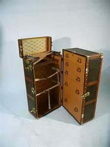 Goyard Wardrobe Trunk 1930s Malle Armoire Relooking