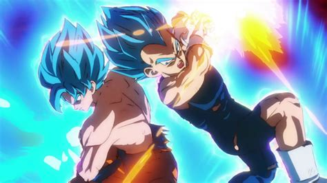 dragon ball super broly bande annonce actuellement vf