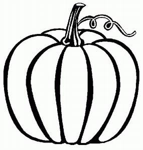 Pumpkin Pumpkins Black White | Clipart Panda - Free ...