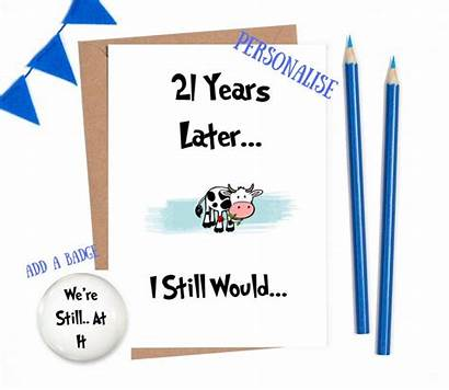 Anniversary Funny Card Cards 20th Husband Years