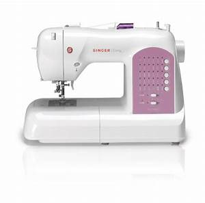 Sewing Machine Threading Instructions: SINGER 8763 Curvy ...