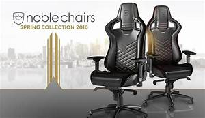 Fauteils Gamer Noble Chairs Meilleures Chaises Noble Chairs