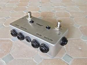 Double 2 Loop True Bypass Looper Guitar Switcher Pedal