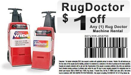 Rug Dr Coupons by Rug Doctor Coupon Jems Rug Doctor Free Printable