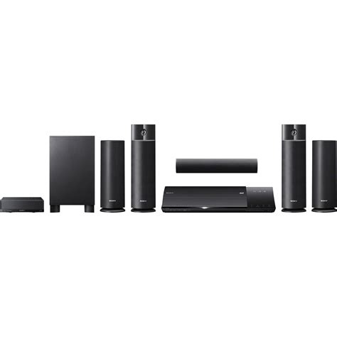 Sony Bdvn790w 3d Bluray Home Theater System Bdvn790w B&h