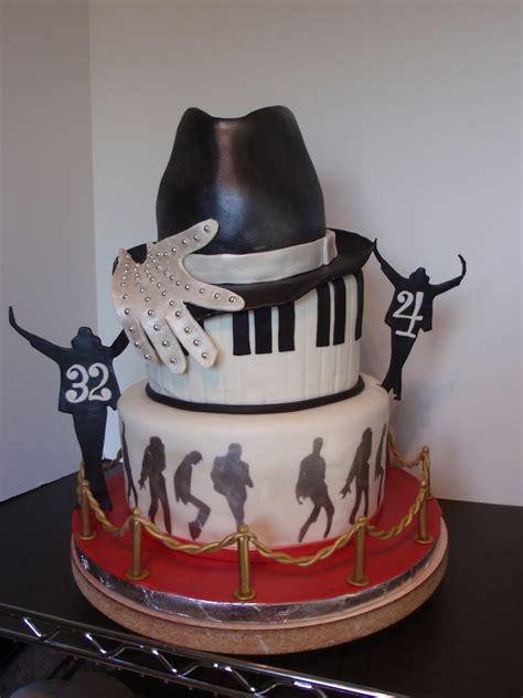 Michael Birthday Theme by Michael Jackson Theme Birthday Cakecentral