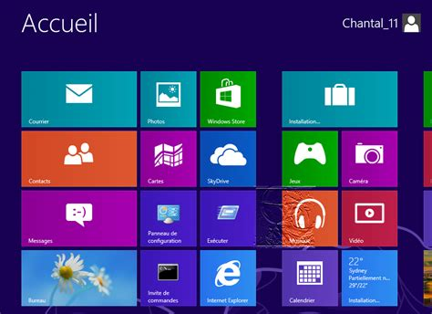 image bureau windows 8 réparer windows 8 actualiser le système sans perte de