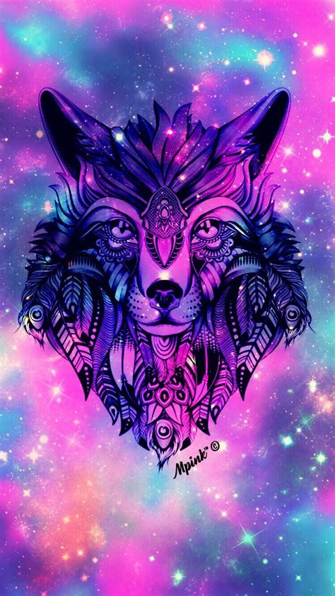 Galaxy Wolf Wallpaper Hd by Galaxy Wolf Wallpapers Top Free Galaxy Wolf Backgrounds