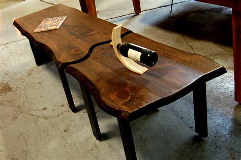 what is a live edge table unique live edge coffee table lorimer workshop