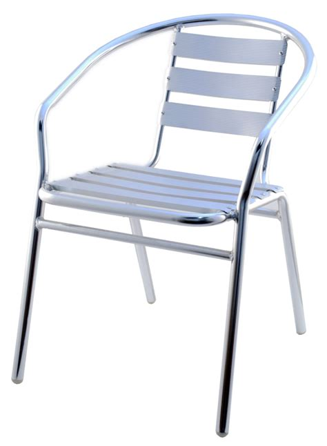stainless steel patio chair caf 721