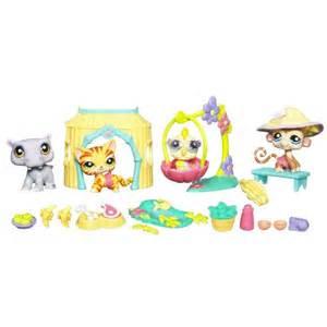 Toys R Us Littlest Pet Shop Sets