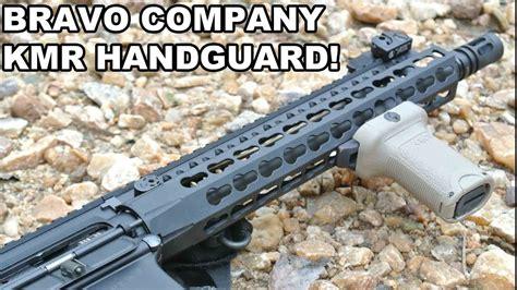 bravo kmr handguard company keymod lightweight