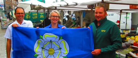 Celebrate Yorkshire Day in Bedale   North East Connected