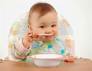 Tips To Make 8 Months Baby Eat