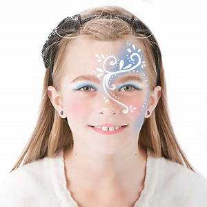 Maquillage Simple Enfant : maquillage reine des neiges ~ Farleysfitness.com Idées de Décoration