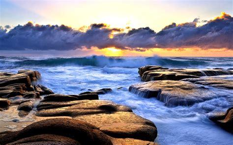 Most Beautiful Ocean Wallpapers Wallpapersafari