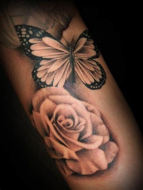 black  white forearm tattoos   pinkish