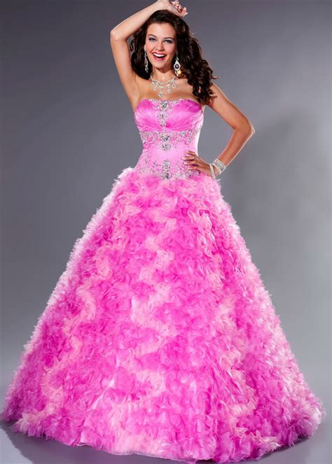Light Pink Dresses For Women - Pjbb Gown