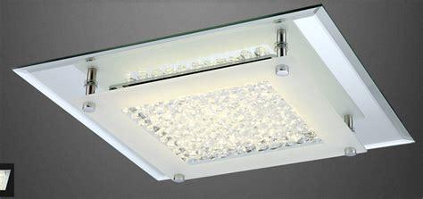 Led Leuchten Flur by Neu Led 49300 Deckenle Decken Le Kristall Klar Flur