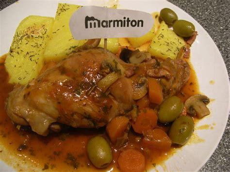 lapin cuisine marmiton lapin sauce chasseur recette de lapin sauce chasseur