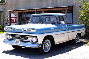 A Pictorial Of Chevrolet Trucks Through The Years