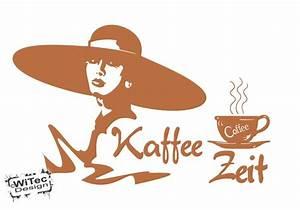Wandtattoo Küche Bilder : wandtattoo kaffee zeit wandaufkleber k che ~ Markanthonyermac.com Haus und Dekorationen