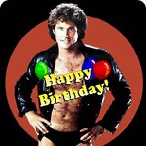 Happy Birthday David Hasselhoff Pictures, Images & Photos ...