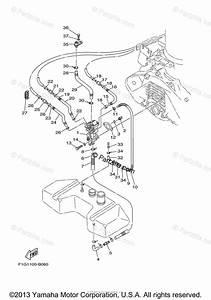 Yamaha Waverunner 2003 Oem Parts Diagram For Oil Pump